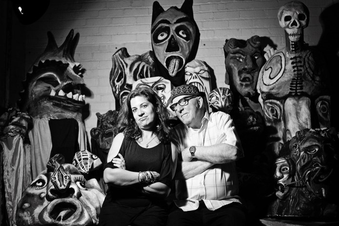 Hillari Blumfald & David Anderson