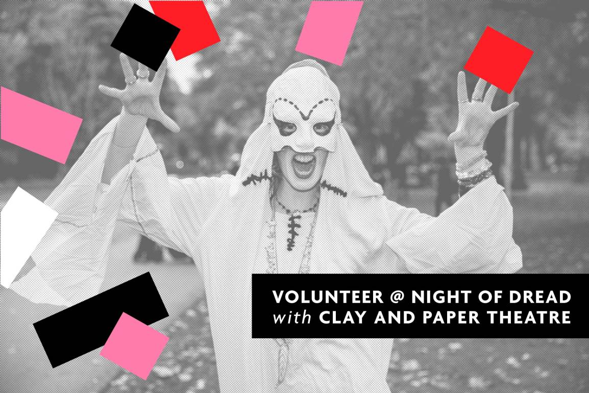 Volunteer – Night of Dread 2019