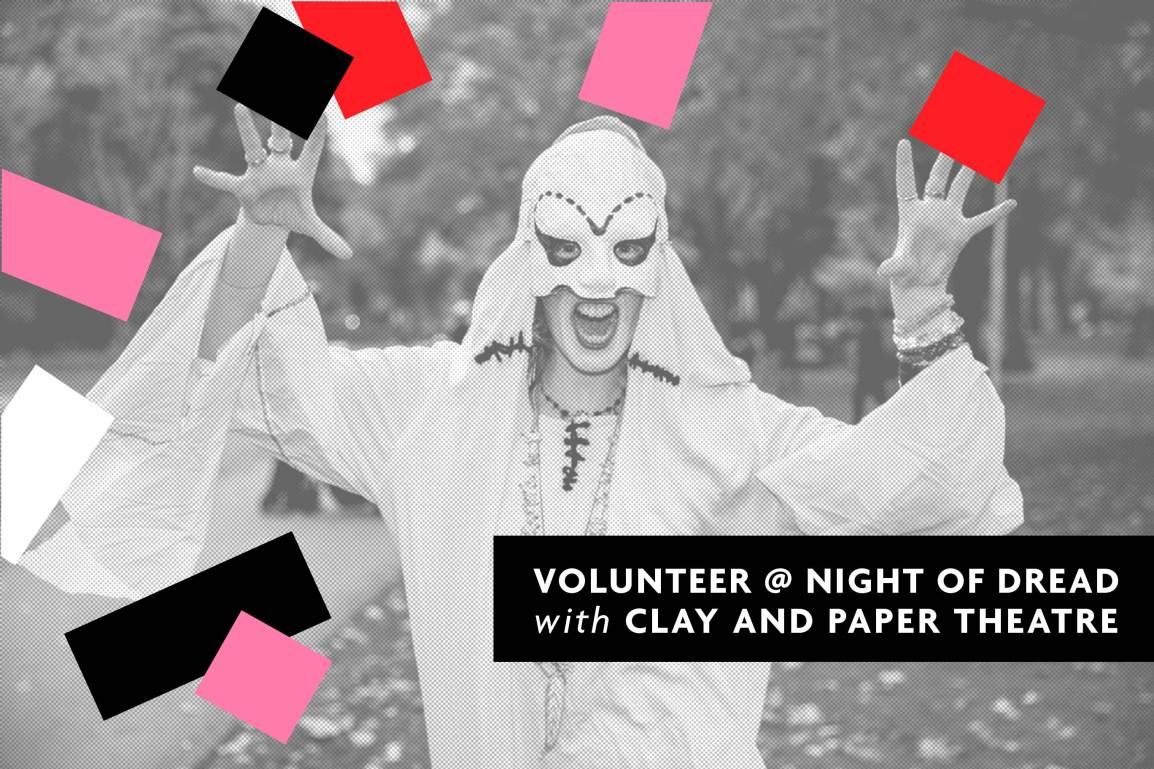 Volunteer – Night of Dread2019